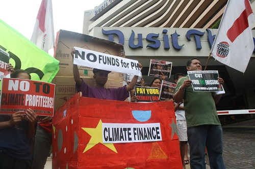 Philippine Movement for Climate Justice (PMCJ) photo