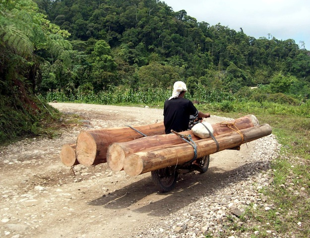Motorcycle logging