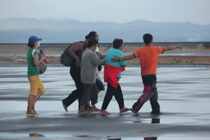 Leaving Tacloban