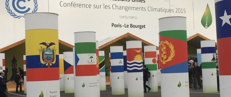 Post-COP21: Paris climate agreement a turning point for action