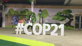 Post-COP21: The journey of my climate change reporting continues
