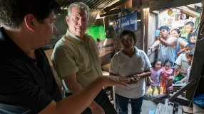 Al Gore's new climate film features PH