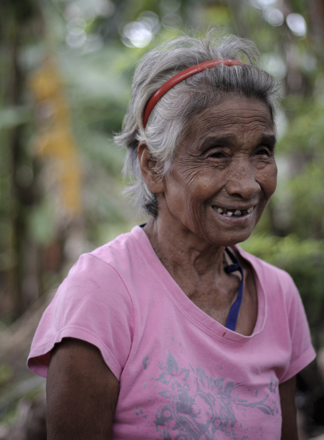 Residents of Sitio Dalid rely on agriculture for their livelihood.