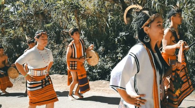 In Sagada, Mountain Province, indigenous dances are performed during the planting season and other community gatherings / Credit: FYT
