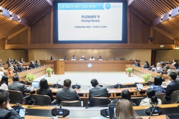 closing plenary Asia Pacific Climate Week Bangkok photo credit UNFCCC