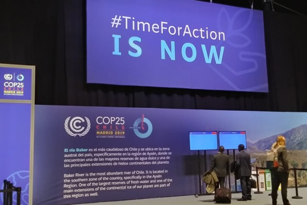 COP25 time for action