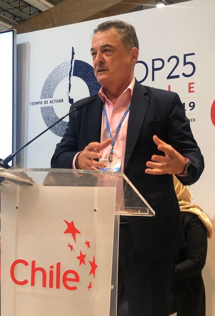 Gustavo Alberto Fonseca, Director of Programs at the Global Environment Facility