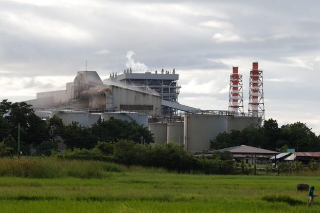 Calaca Batangas coal plant by ACDimatatac of ICSC